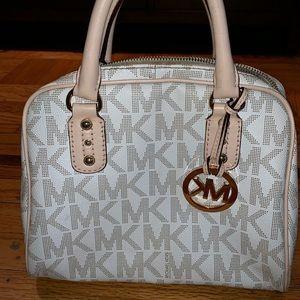 Michael Kota Signature Vanilla Bag